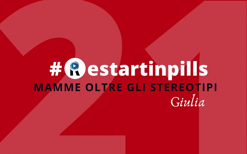 Copertina ReStartinpills #21