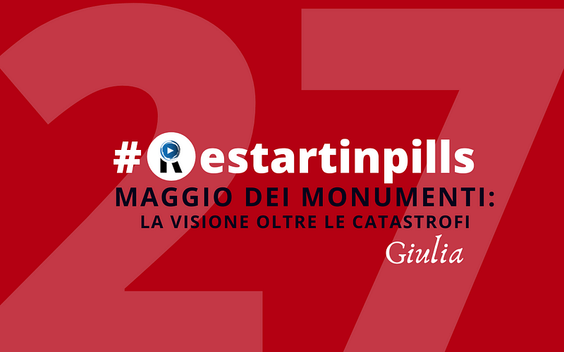 Copertina ReStartinpills #27